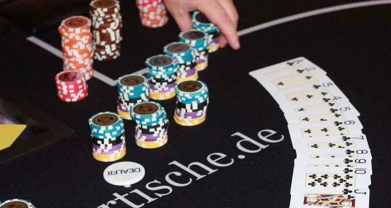 Projekt: All-in: Andrea ist unser NetFed-Pokerprofi