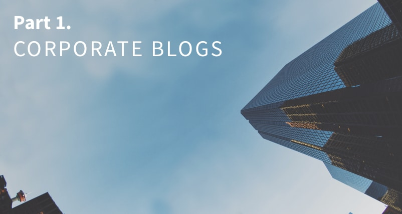 Blogpost: Was ist beim Corporate Blogging wichtig?