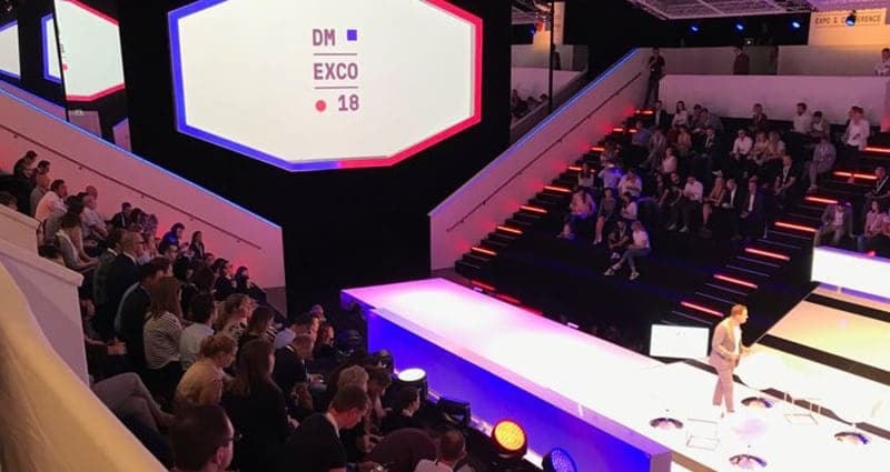 Blogpost: NetFed Visite DMEXCO 2018